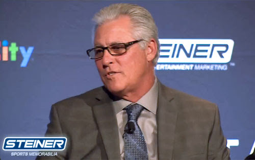 Come and be With Former MLB Star Bucky Dent at Steiner Sports Autograph Signing Event May 11
