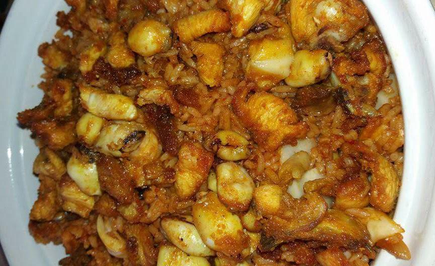 memasak nasi goreng ayam masak memasak Resepi Nasi Ayam Azlina Ina Enak dan Mudah