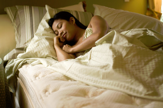 How your New Year resolution can affect your sleep - Blog - Nine Clouds