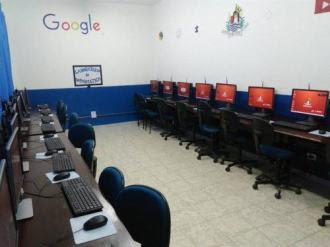 Este é o nono laboratório inaugurado recentemente. (Foto: Divulgação/PMU)