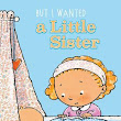 review: But I wanted a little sister by Pauline Oud
