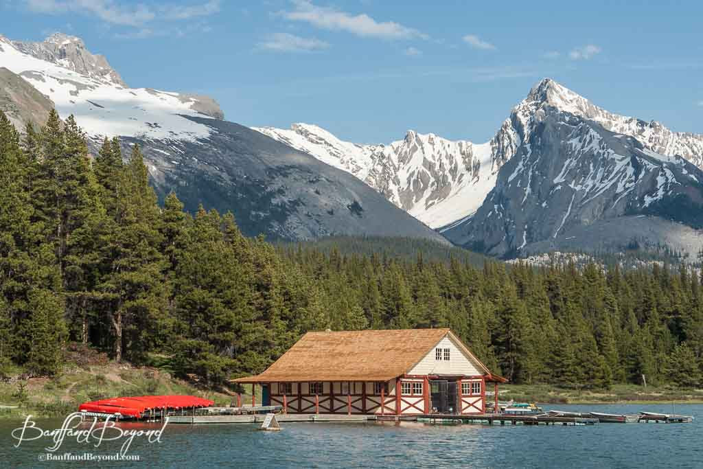 Image result for maligne lake