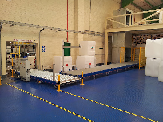 Skyport Engineering Solutions Conveyors, Shelters Ireland