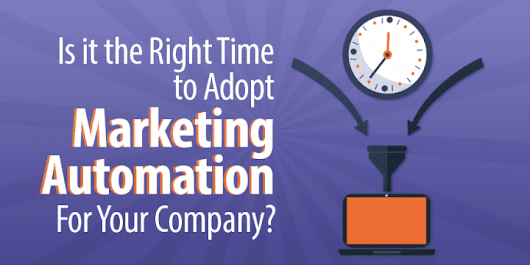 Is This The Right Time to Adopt Marketing Automation For Your Company - Capterra Blog