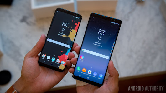 Weekly Plan Spotlight: 74% off Galaxy S8 or Note8