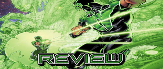 Green Lanterns #46 Review - The Blog of Oa