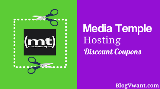 Media Temple discount code 40% OFF or 2 Free Months Promo Coupons -JUN 2017 - BlogVwant