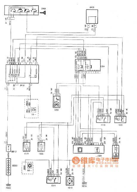 Citroen C5 Wiring Diagram Pdf - Wiring Diagram | Citroen C5 2005 Wiring Diagram |  | Wiring Diagram