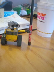 walle with my chopstick