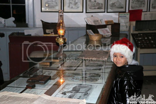 Magical Christmas by Lamplight at Black Creek Pioneer Village