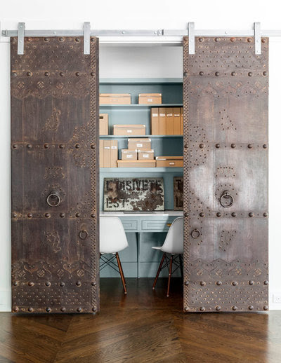 Beyond Open and Shut: 7 Ways to Use Interior Doors as Decor
