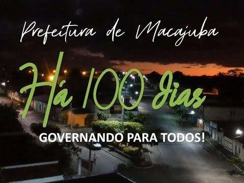 Luciano de Noé completa 100 dias de governo e apresenta balanço de sua gestão até aqui