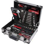 Apollo Tools 96pc DT4935 Deluxe General Tool Kit in Aluminum Case