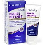 TriDerma Diabetics Bruise Defense Healing Cream (2.2 Oz)