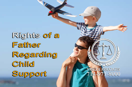 Rights of a Father Regarding Child Custody in Orange County