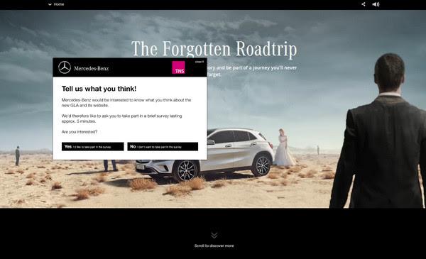 The New Mercedez-Benz