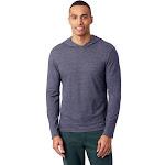 Alternative Unisex Marathon Eco-Jersey Pullover Hoodie-ECO True NAVY-2XL