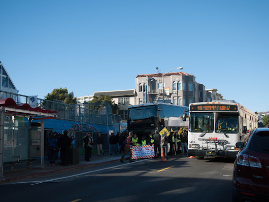 Google donates $6.8 million to fund free transit rides for San Francisco youth
