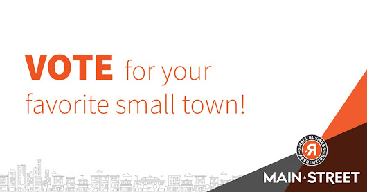 Vote & share to help one small town win a $500k boost