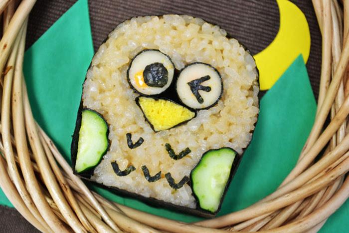 Owl Sushi