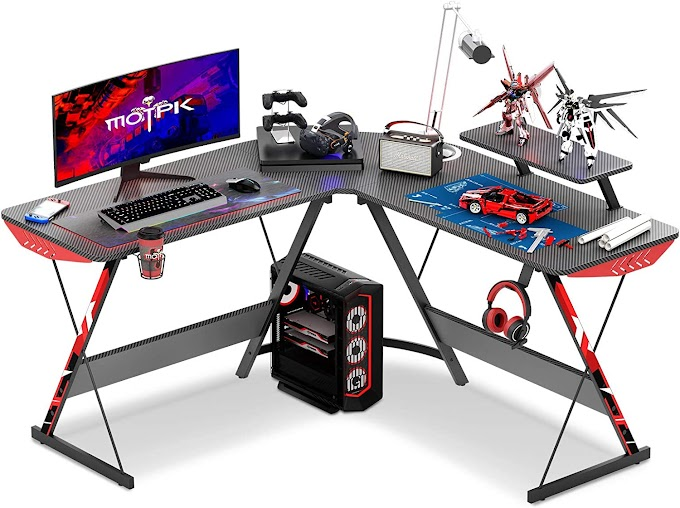 Ultimate Top 5 L Shaped Gaming Desk USA 2021