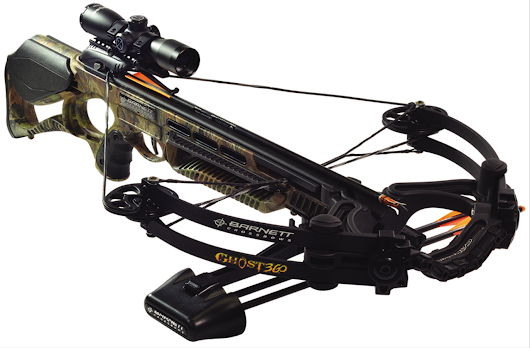 Crossbow Review: What Makes Barnett's Ghost 360 The Best Crossbow on the Market | OutdoorHub