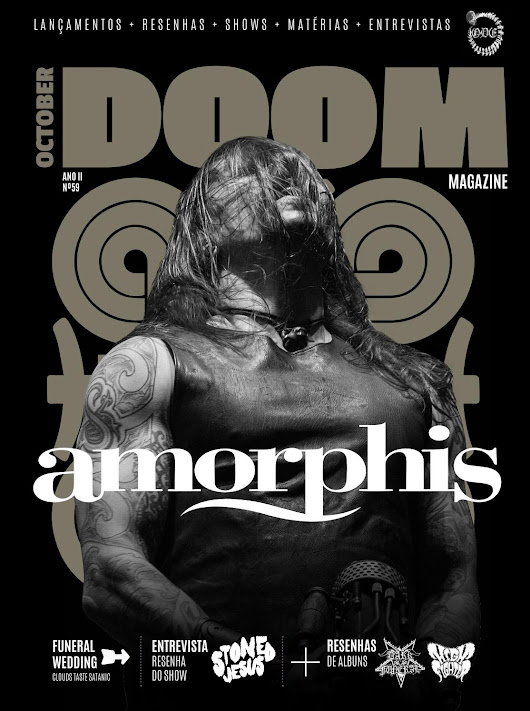 October Doom Magazine Num 59
