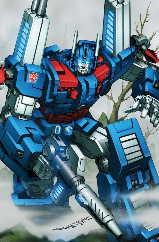 "Blitskald on Twitter: ""A song about the unsung hero of the #Autobots - #UltraMagnus #Transformers  """