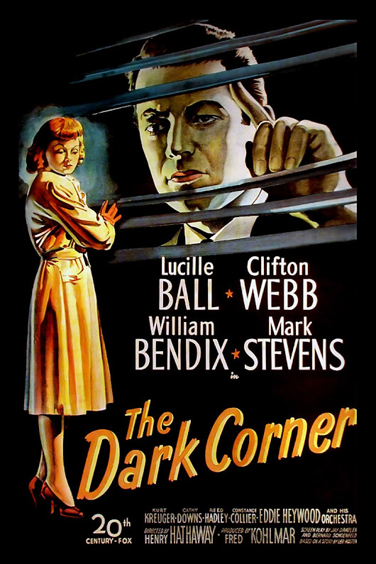 The Dark Corner: Un estudio de contrastes.