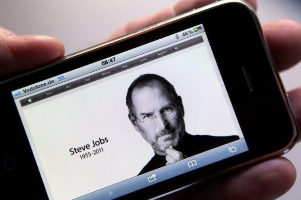 Steve Jobs : Μείνετε αχόρταγοι. Μείνετε τρελαμένοι