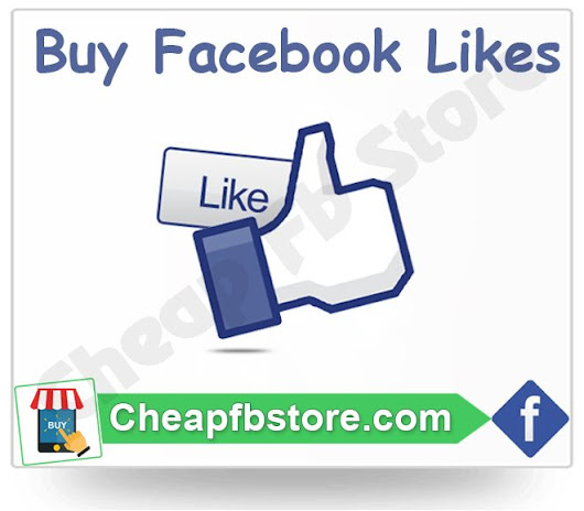 Buy Facebook Page Likes - Cheap FB Store