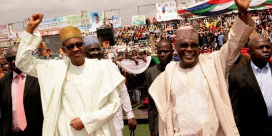 Atiku fires back at Buhari, says nobody can know the President more than his wife