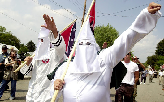 No police screening for KKK, hate group membership, Florida case shows