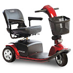 Pride Victory 10 3-Wheel Electric Scooter