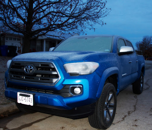 Make Memories & Travel Safely with the Toyota Tacoma