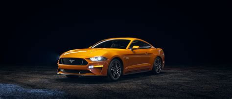 ford mustang lineup exterior color options gallery