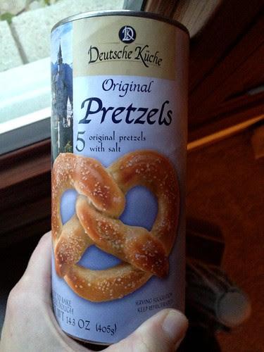Deutsche Kuche Pretzel