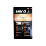 Duracell Coppertop AA Alkaline Batteries, 28 CT, Size: One Size
