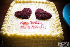 Birthday Mia & Mikhael 2012
