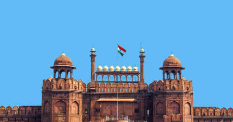 Red Fort - Delhi in pictures | HappyTrips.com