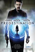 逆時空狙擊/超時空攔截(Predestination)poster