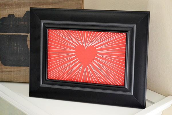 Valentine Paper Craft