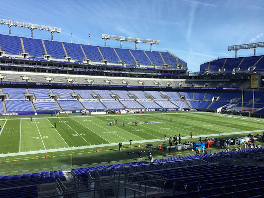 Baltimore Ravens making upgrades to M&T Bank Stadium