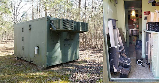 This US Army Portable Darkroom is For Sale for $2,500