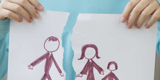 A Child Of Divorce Speaks: How To Break Up For The Kids