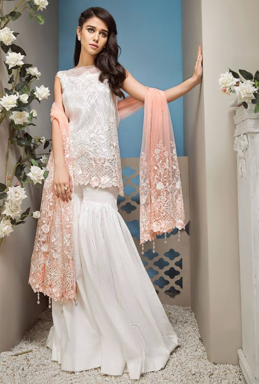 Anaya Luxury Summer Lawn Collection 2018