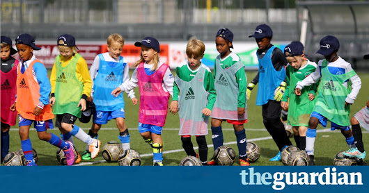 Are pushy parents putting children off sport? | Sport | The Guardian