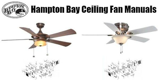 Hampton Bay Ceiling Fan Manuals | Hampton Bay Ceiling Fans Lighting & Patio Furniture Outlet