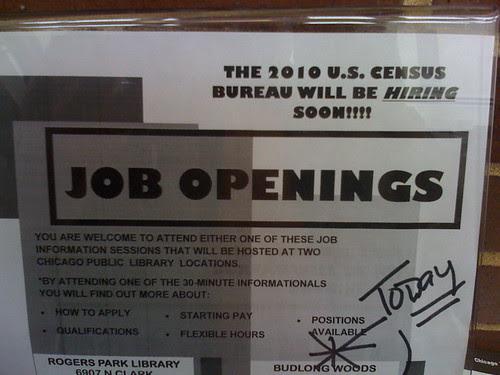 Census Job Fair