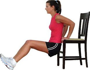 Office Workout: Exercises you can do at Work